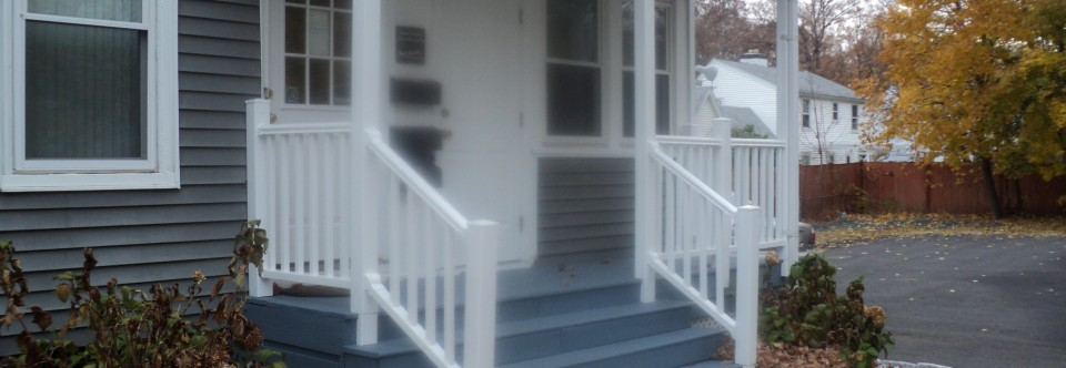 Manchester Front Porch